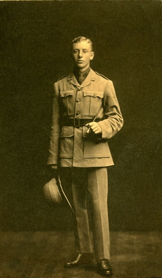 """Lt. Col. Humphrey Goring Dyer served with