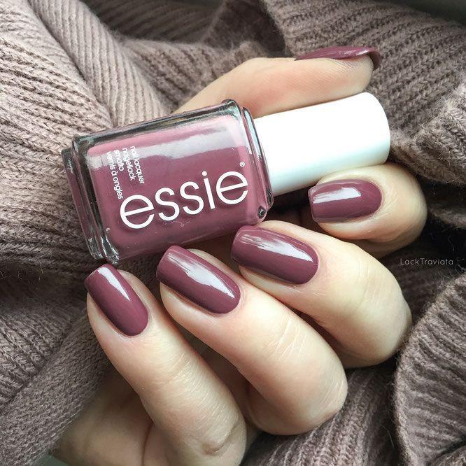 Swatch Essie Angora Cardi – LackTraviata – Hair,Nails&Makeup