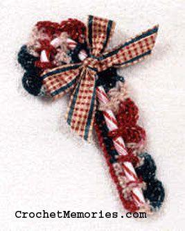 Cubierta del bastón de caramelo victoriana