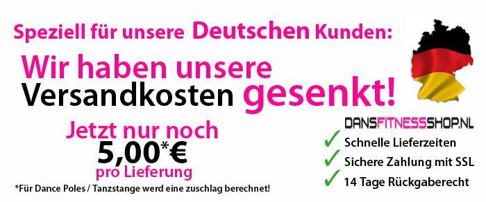 DansfitnessShop.nl - Fitness | (Pole) Dance | Workout Wear