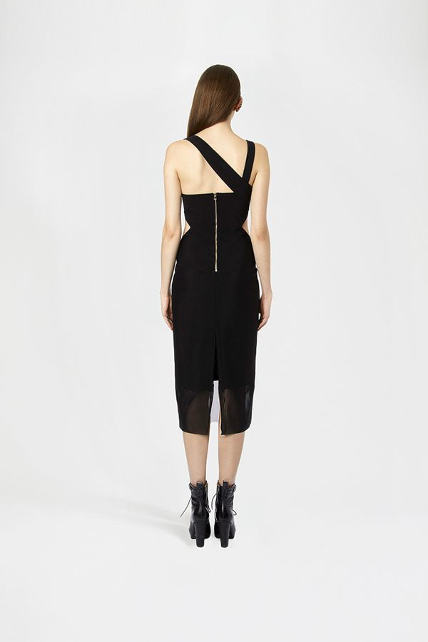 Three Floor Fashion Sterling Dress - Coco California
