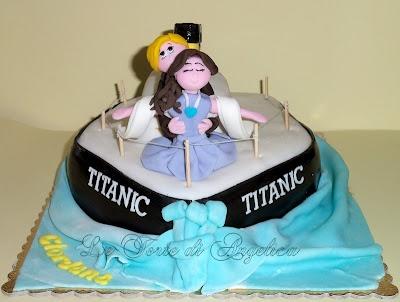 Emozioni in torte- Le torte di Angelica: Titanic