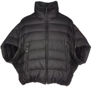 Armani Down Jacket in Black