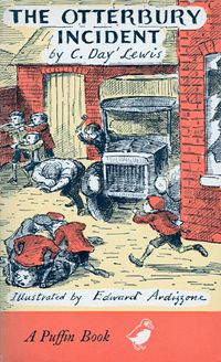 The Otterbury Incident by C. Dai' Lewis, Illustrations by Edward Ardizzone ~Via Carolyn Page