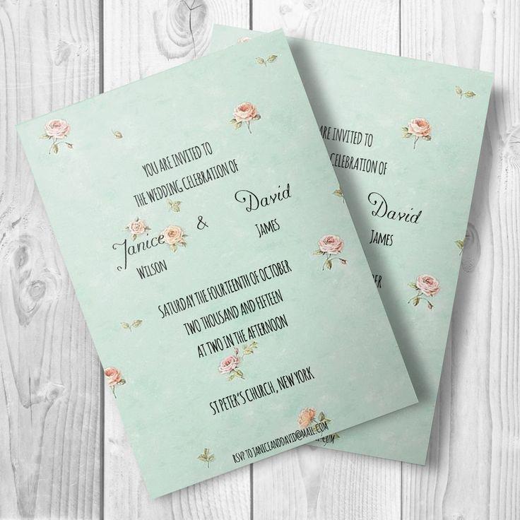 The 20 best DocXshop images on Pinterest | Wedding templates, Etsy ...
