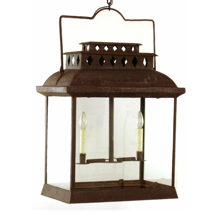 Reproduction Rectangular Lantern   South of Market  sc 1 st  Pinterest & 78 best Lamps u0026 Lighting Fixtures images on Pinterest ... azcodes.com