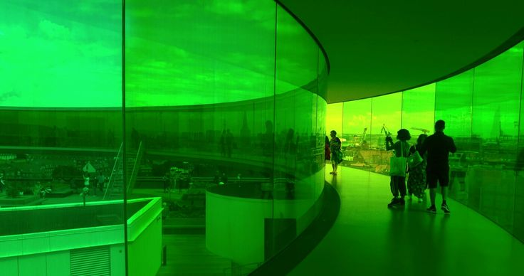 Your rainbow panorama: A walk for the senses | Olafur Eliasson | ARoS Aarhus Art Museum