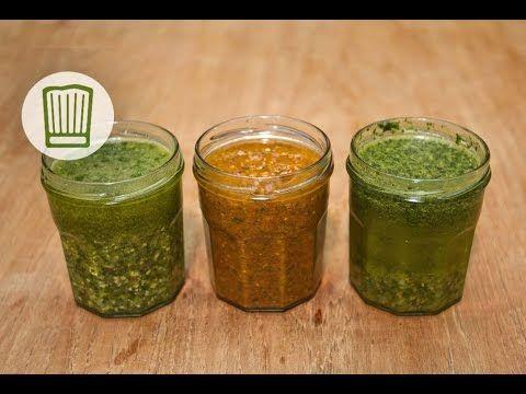 Pesto selbstgemacht: Rezepte und Tipps   Chefkoch.de