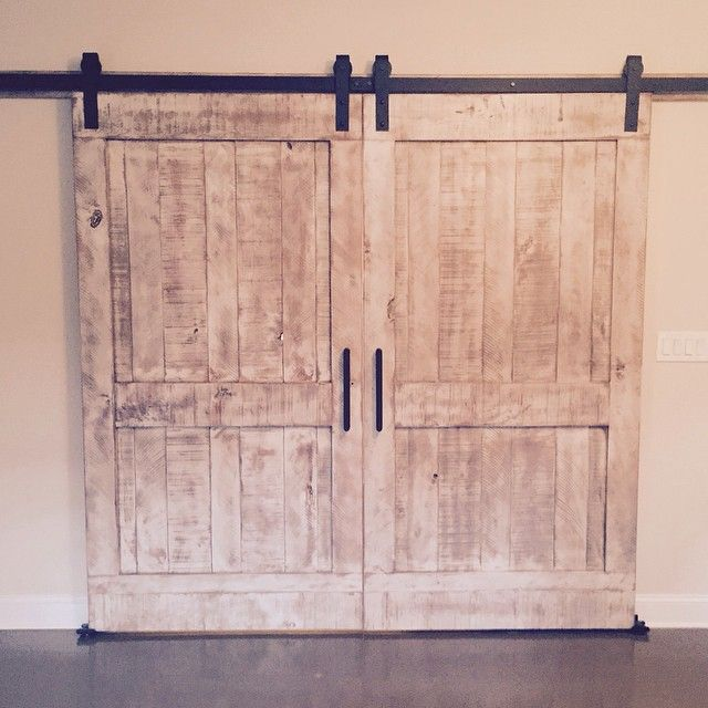 8 best Barn Doors images on Pinterest | Rustic barn, Sliding barn ...