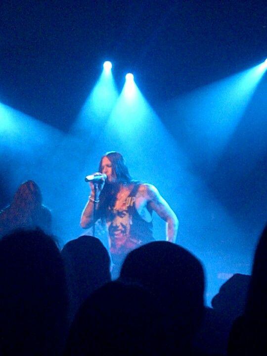 Hardcore Superstar - nottingham rock city, 30th nov 2013
