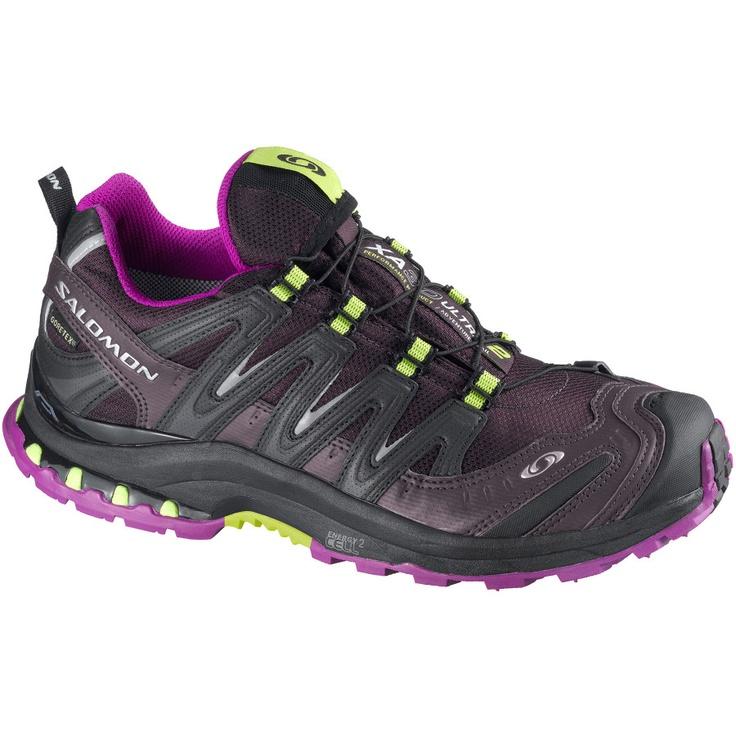 Salomon Trail Running Shoes For Thru Hiking