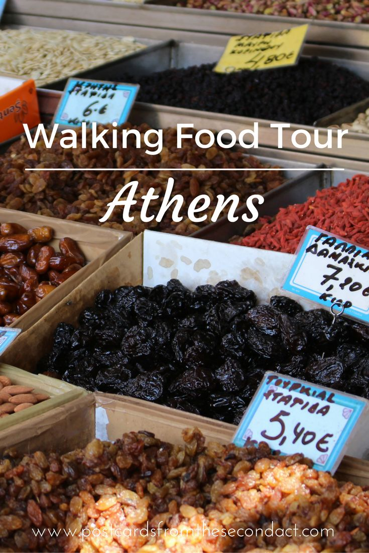 Discover Greek culture through its food - Athens Walks food tour