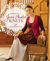 The Best of Jane Austen Knits - Amy Clarke (EDT) Moore - kirja(9781620338810) | Adlibris-verkkokirjakauppa