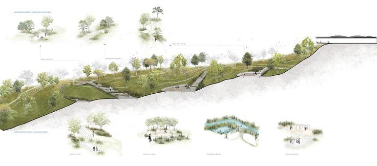 Galería - Célula Arquitectura, segundo y tercer lugar por plan maestro en cerros Nutibara y La Asomadera / Medellín - 41
