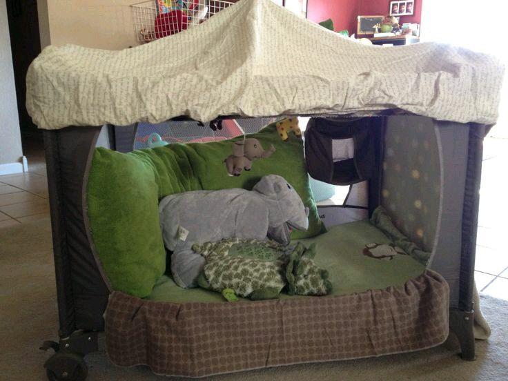 M s de 25 ideas incre bles sobre corralito de beb en for Cuanto sale un sofa cama