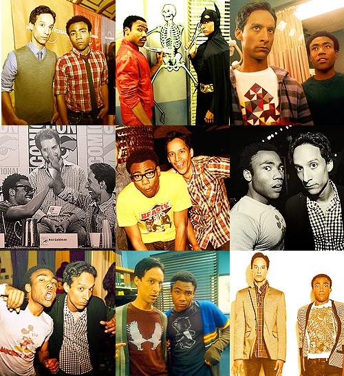 Troy & Abed Community
