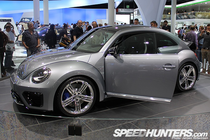 new vw beetle-R, yes please!