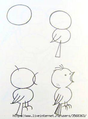 Wie zeichnet man einfache Figuren? #einfache #fig…