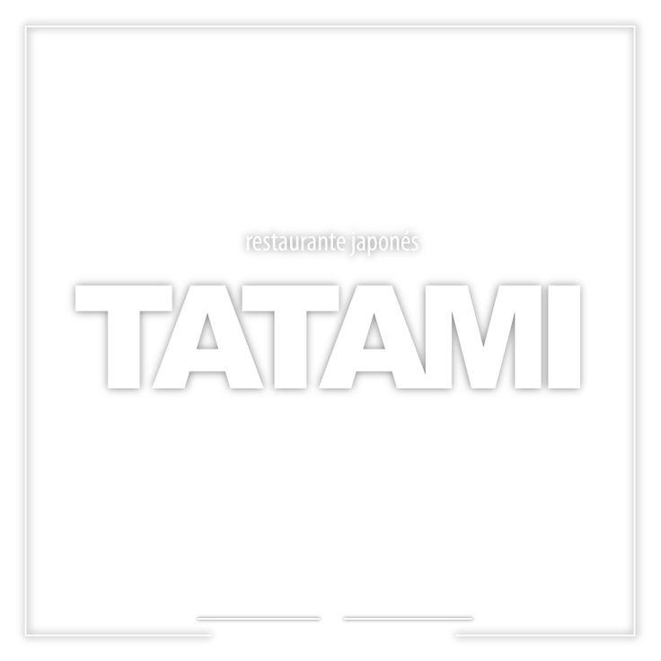 logotipo restaurante japonés tatami