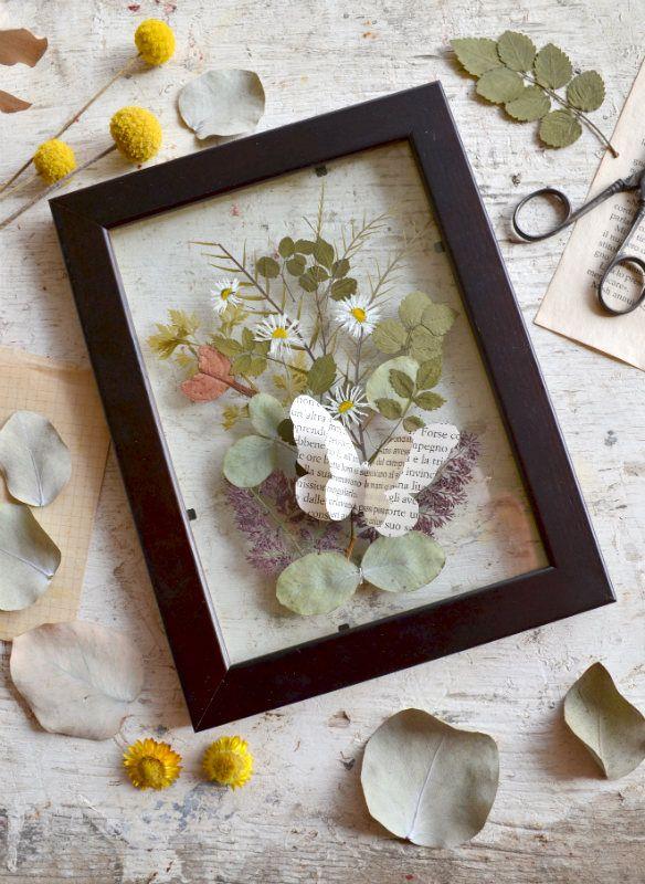 Personalizza una parete ancora vuota con un fantastico quadro botanical style, realizzarlo è semplicissimo! Guarda il video tutorial e provaci anche tu!