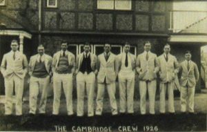 Cambridge 1926 by Mrs. Albert Broom