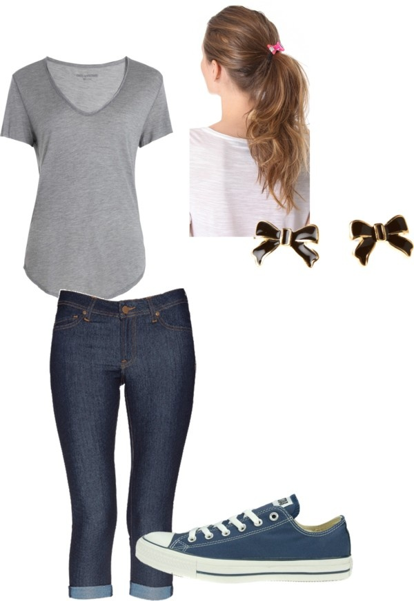 """babysitting"" by lesley-bazinga ❤ liked on Polyvore"