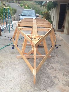 How to build your own boat!