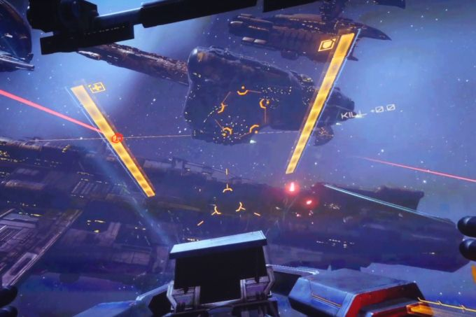 EVE Valkyrie developer CCP Games goes cold on VR