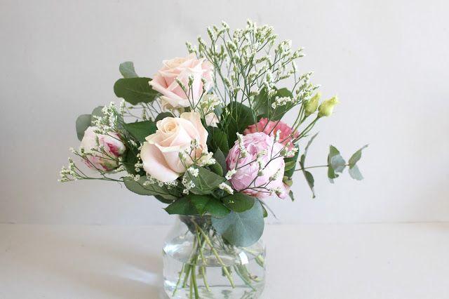 La petite boutique de fleurs, fleuriste mariage Lyon, fleuriste mariage Rhône: Bouquet de la semaine