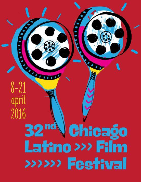 32nd Chicago Latino Film Festival-I on Behance