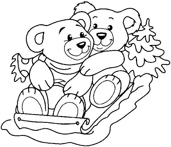 Dieren Kleurplaten voor kinderen. Kleurplaat en afdrukken tekenen nº 248