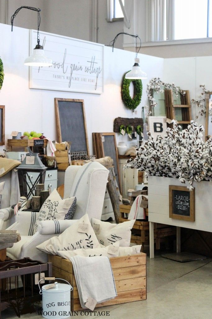 Utah Vintage Whites Market Recap - The Wood Grain Cottage