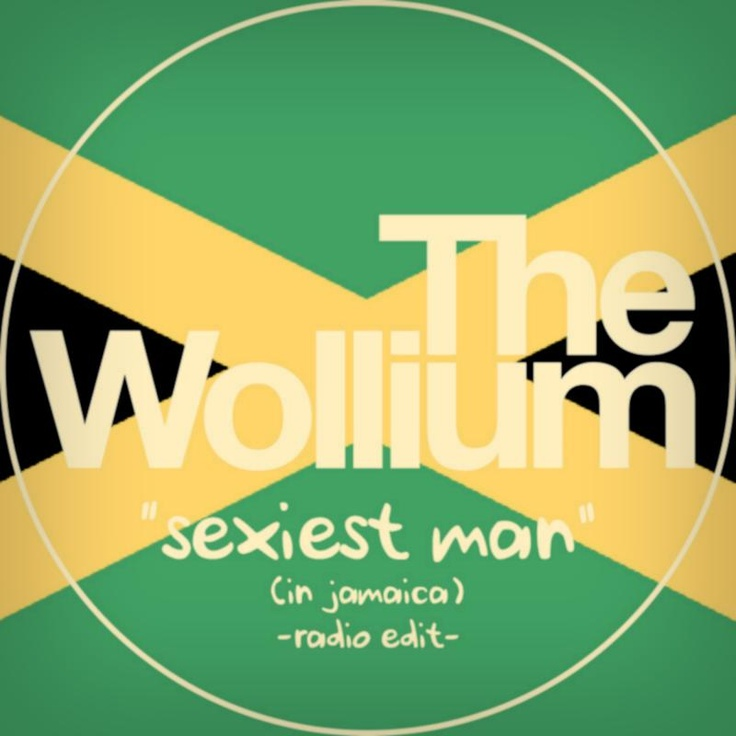 The Wollium - sexiest man in jamaica