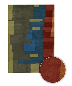 Charma Kathryn Doherty collection rug; $477 from Overstock for 8'x11'