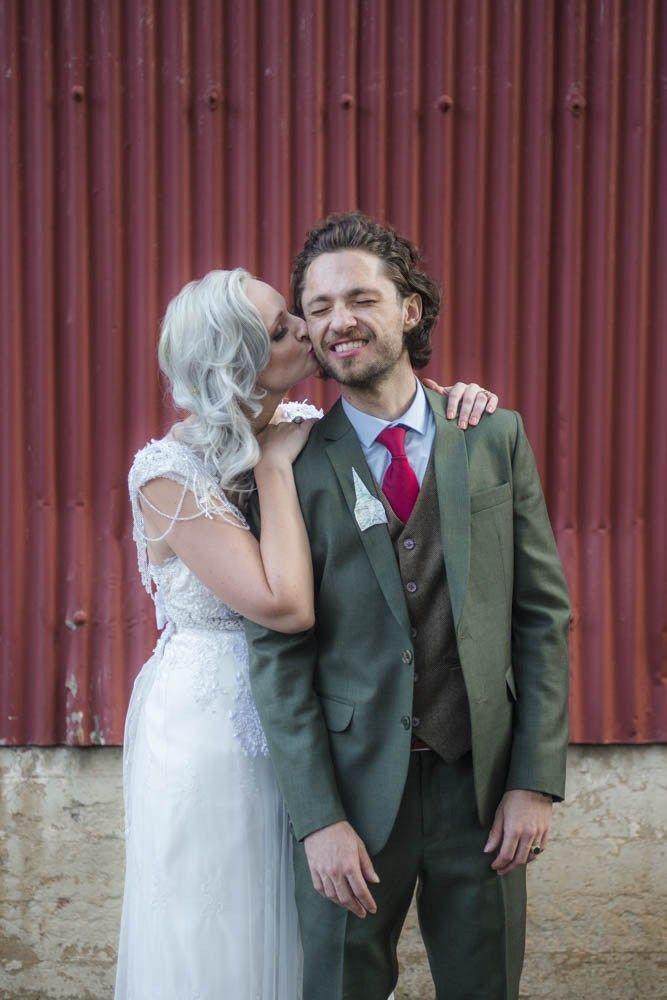 Brian and Livia's Shelanti Chapel and Rovos Rail wedding