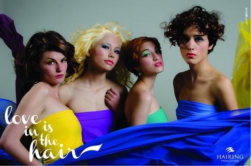 Moda capelli primavera/estate 2012: Hairing Parrucchieri 3