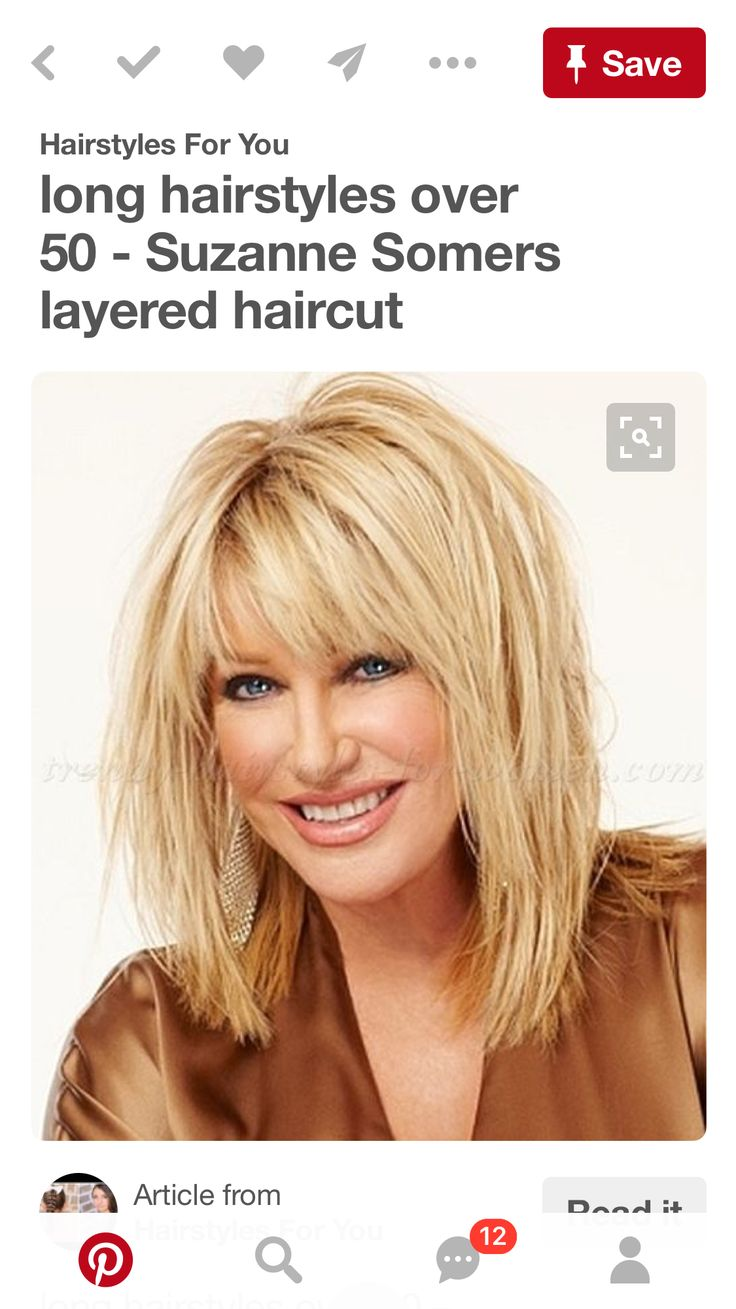 2017 05 layered hairstyles women over 70 - Hairstyles Over
