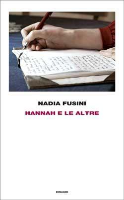 Nadia Fusini, Hannah e le altre, Frontiere - DISPONIBILE ANCHE IN EBOOK