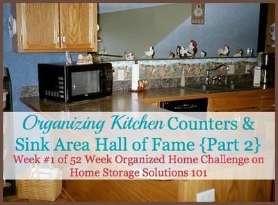 Organizing Kitchen Challenge Hall Of Fame: Part 2