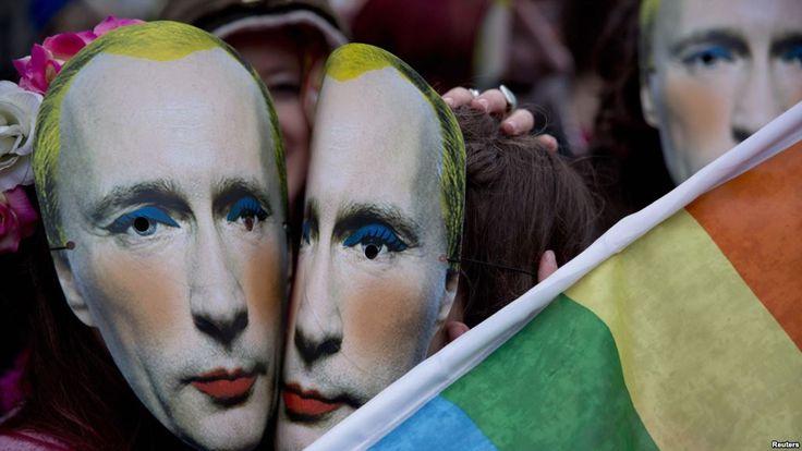 #world #news  Russia Bans Image 'Hinting' That Putin Is Gay  #StopRussianAggression @realDonaldTrump @POTUS @thebloggerspost