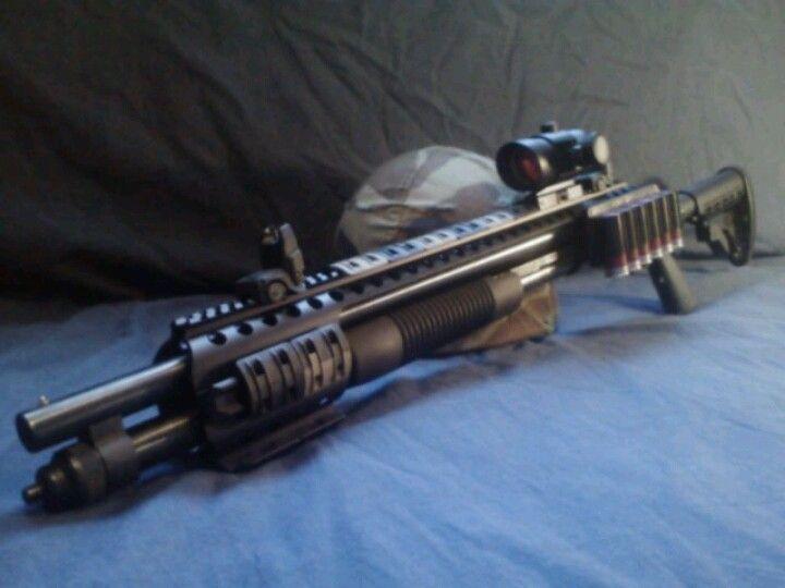 Mossberg 590 tactical shotgun | Weapons | Pinterest ...