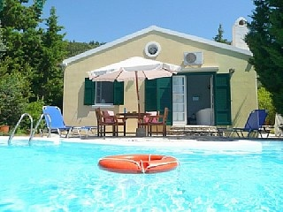 Holiday villa with a privat swimming pool with seaview and a lot of privacy Holiday Rental in Agios Nikitas  from @HomeAwayUK #holiday #rental #travel #homeaway