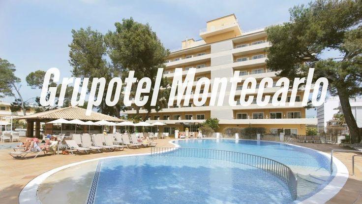 Hotel Grupotel Montecarlo en Can Picafort, Mallorca, España. Visita Grup...