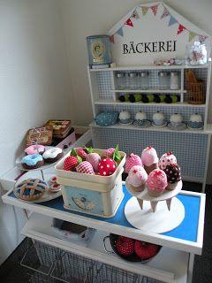 play kitchen bakerei bakery