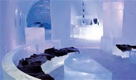 Ice Hotel Stockholm!