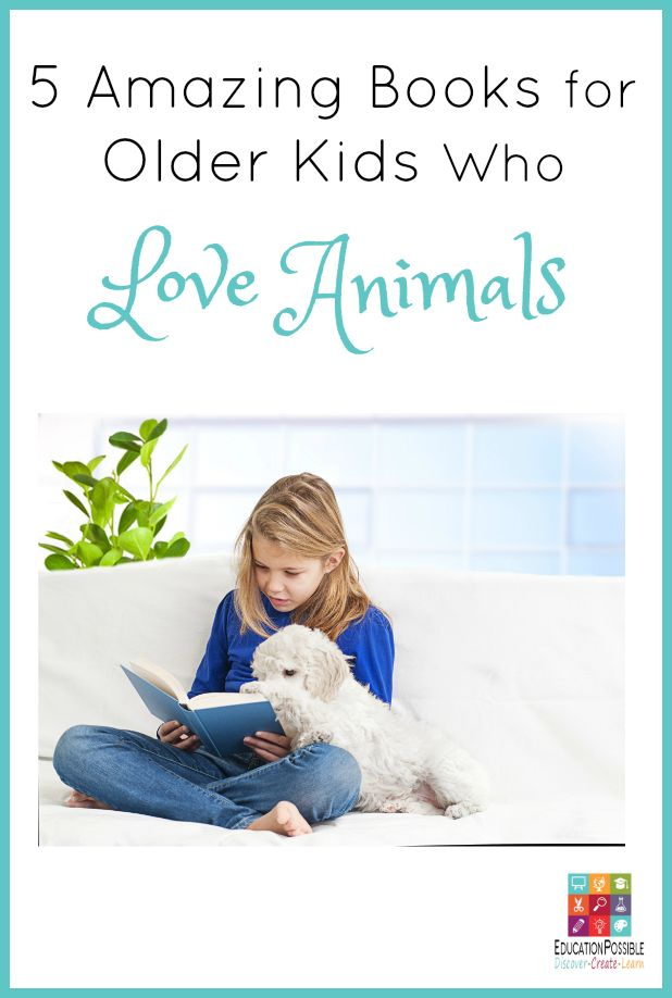 This month, as part of our Reading Adventure, my girls are reading books that are all about animals. While some are works of fiction and others are true stories, they all have one thing in common - some pretty amazing creatures.
