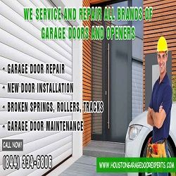 Garage Door Repair, Installation, Maintenance, Garage Door Opener Repair  Services, Broken Spring Repair, Cable Repair For All Garage Door Residentiu2026