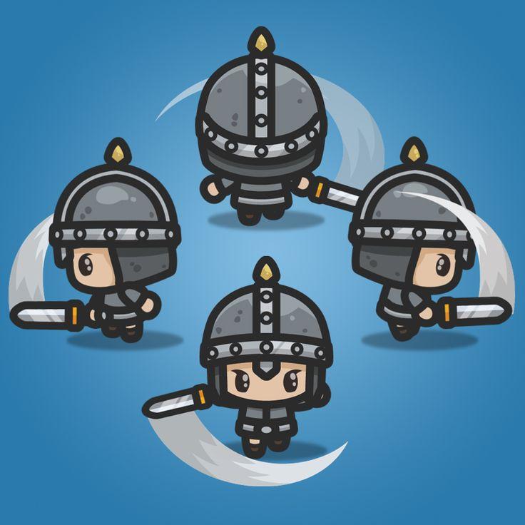 4 Directional Castle Guard