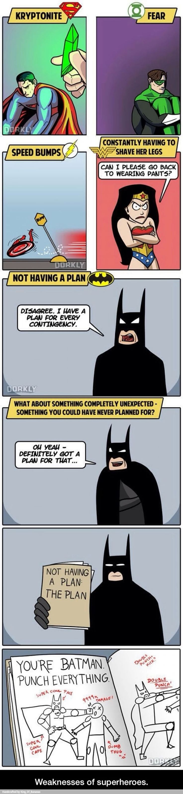 Ha oh batman