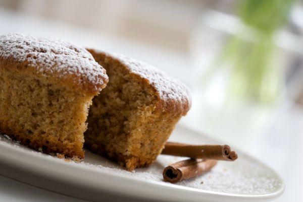 Κέικ με μπαχαρικά εύκολο vegan